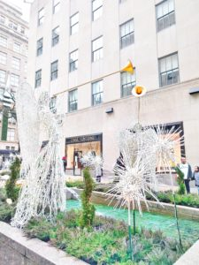 Christmas in New York - Rockefeller Center