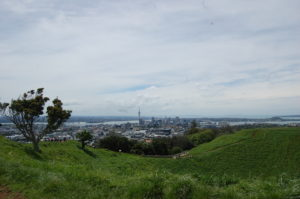 View of Auckland from Mt. Eden - Things to do in Auckland