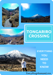 Tongariro Crossing Guide